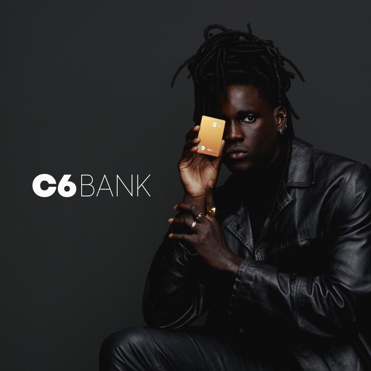 Banco com Conta Digital, Cartão sem tarifas e mais | C6 Bank